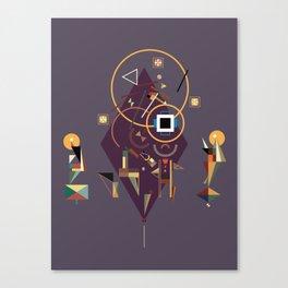 ka Canvas Print