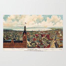 Milwaukee 1898 Rug