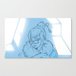 A-Mei-zing Canvas Print