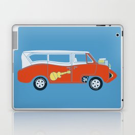 The  Monkeemobile Van Laptop & iPad Skin