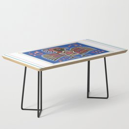 Panama Molas Coffee Table