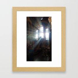 Irkutsk 2 Framed Art Print