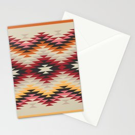 American Native Pattern No. 178 Stationery Cards