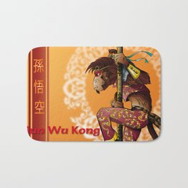 Sun Wu K'ung Bath Mat