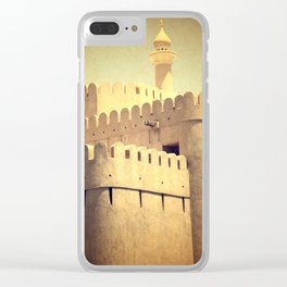 In the Heat Clear iPhone Case