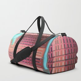 Urban Summer / Loneliness Duffle Bag