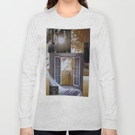 Collage - Drink the Wild Air Long Sleeve T-shirt