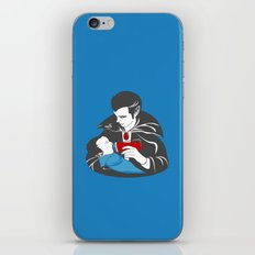 The Curious Case of a Baby Vampire iPhone & iPod Skin