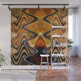 abstract 155 Wall Mural