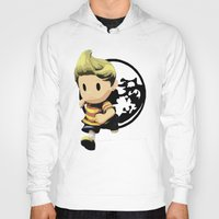 lucas david Hoodies featuring Lucas by ScoDeluxe