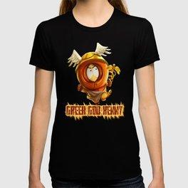 Greek God Kenny T-shirt