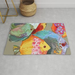 Fish out of Water Rug