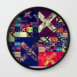 XX (xx) Wall Clock