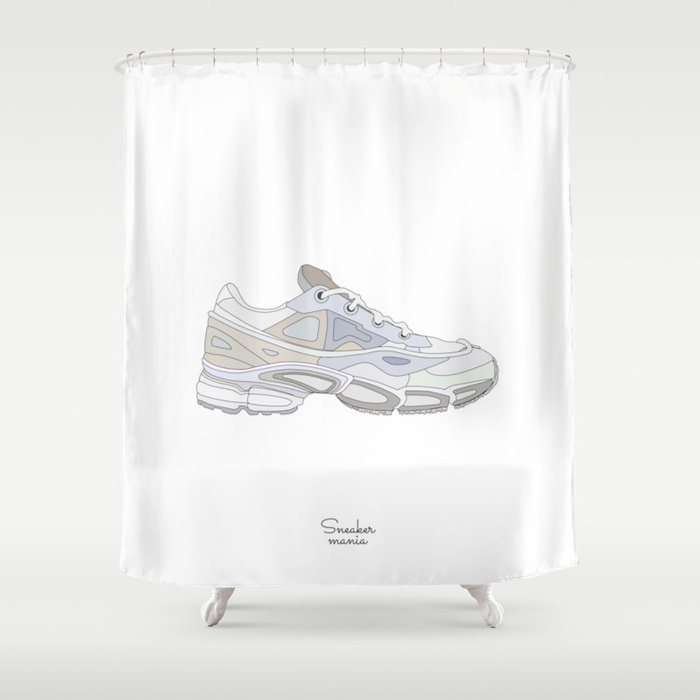 huge discount a2558 08954 A D I D A S BY RAF SIMONS RS Ozweego III Shower Curtain by sneaker-mania   Society6
