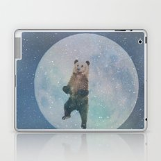 Bear Moon Laptop & iPad Skin