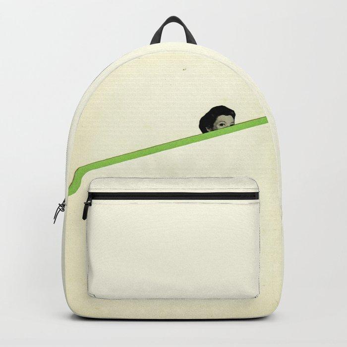 Peekaboo Backpack