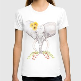 welcoming elephant T-shirt