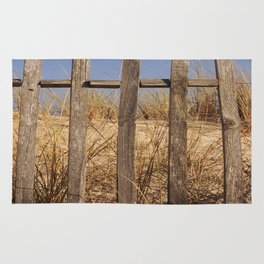 Fence to the Sky! Rug
