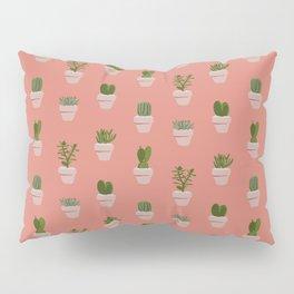 Cacti & Succulents Pillow Sham