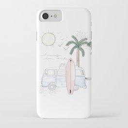 Hang Ten, Dude iPhone Case