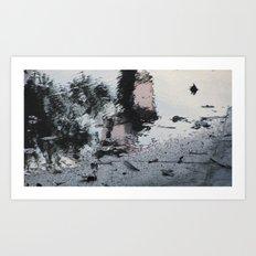 Warped World Art Print