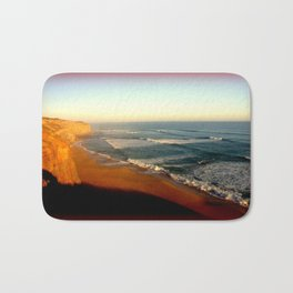 Sunsets on the Great Southern Ocean Bath Mat