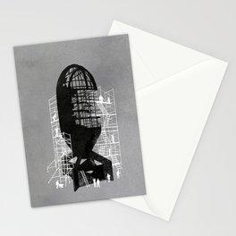 Bombshell Stationery Cards