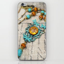Dragonflies iPhone Skin