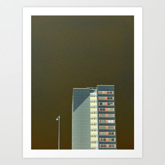 #177 Art Print