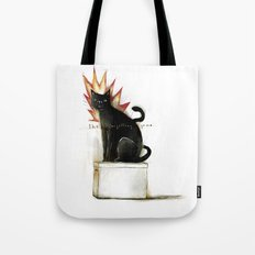 the forgetting game Tote Bag