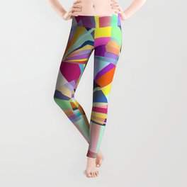loco in acapulco Leggings
