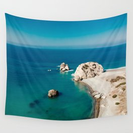 The birthplace of Aphrodite Wall Tapestry