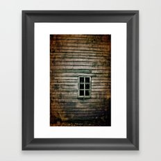 nook Framed Art Print
