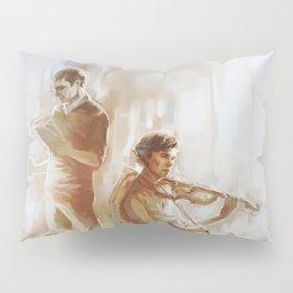 [ 221B ] Baker Street - sherlock holmes & john watson Pillow Sham