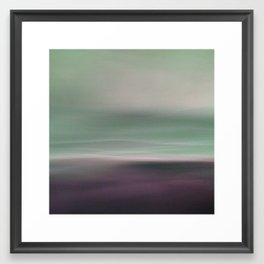 seascape 2 Framed Art Print