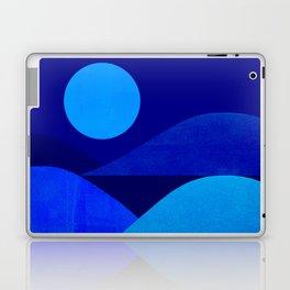 Abstraction_Moonlight Laptop & iPad Skin