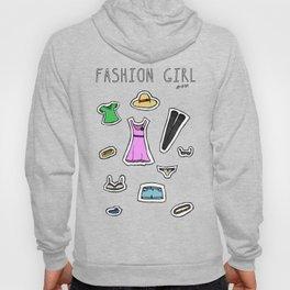 Fashion Girl Hoody