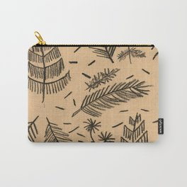 Kraft Paper Pine Carry-All Pouch