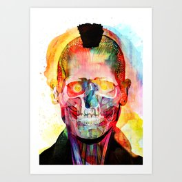 111217 Art Print