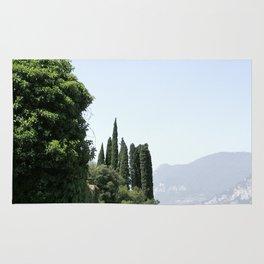 Italian landscape Rug