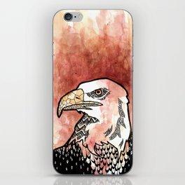 Bold Bird iPhone Skin