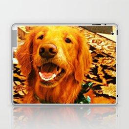 Christmas Pup Laptop & iPad Skin