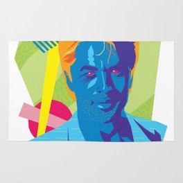 SONNY :: Memphis Design :: Miami Vice Series Rug