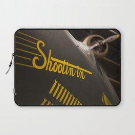 Shootin in  Laptop Sleeve