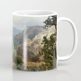 Above Zion Canyon Coffee Mug