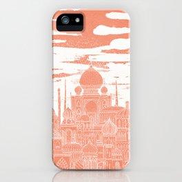 Venus Celestial City iPhone Case