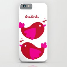 Love Birds iPhone 6s Slim Case