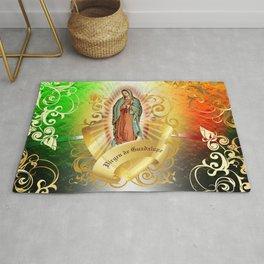 Virgen de Guadalupe Rug