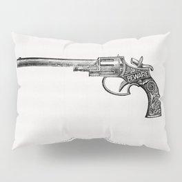 The handgun Pillow Sham