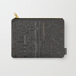 City 24 Carry-All Pouch